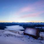 Sonnenaufgang Rigi-Kulm, Schweiz